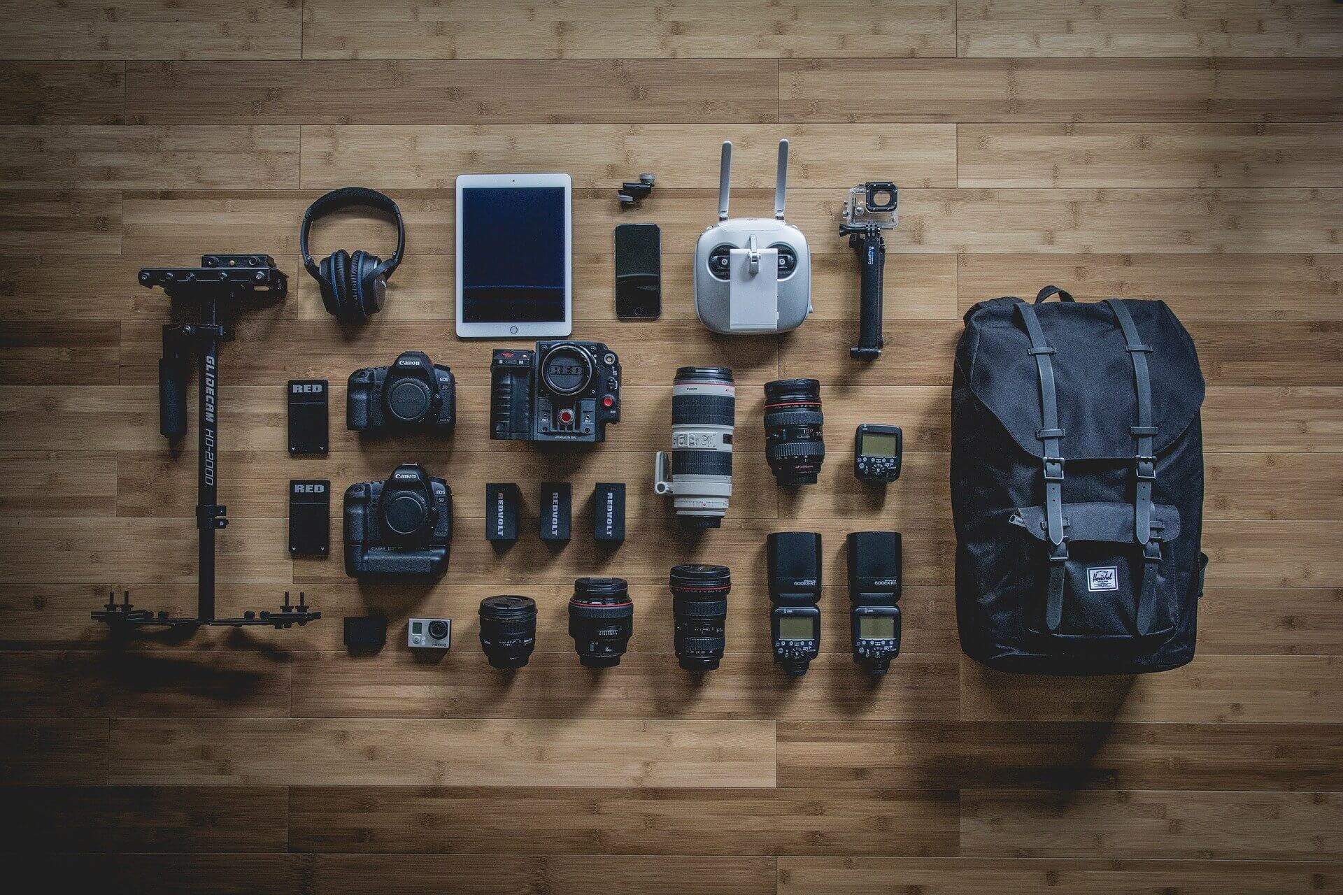 10 Things Every Photographer Needs