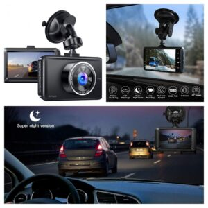 Full HD Dashboard Camera