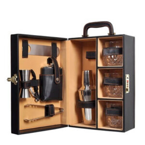 Leather Box Bar Kit