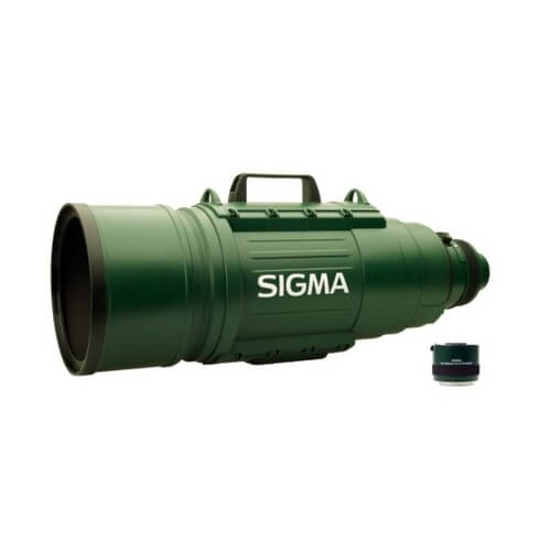 Ultra-Telephoto Zoom Lens