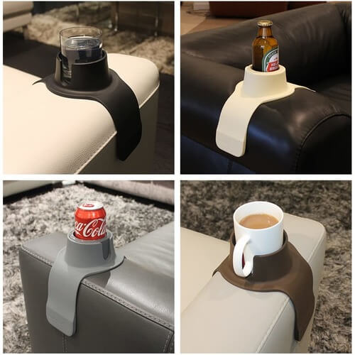anti spill cup holder