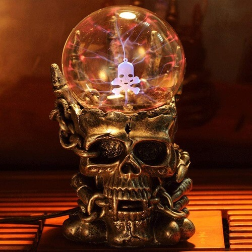 Skull Table Lamps