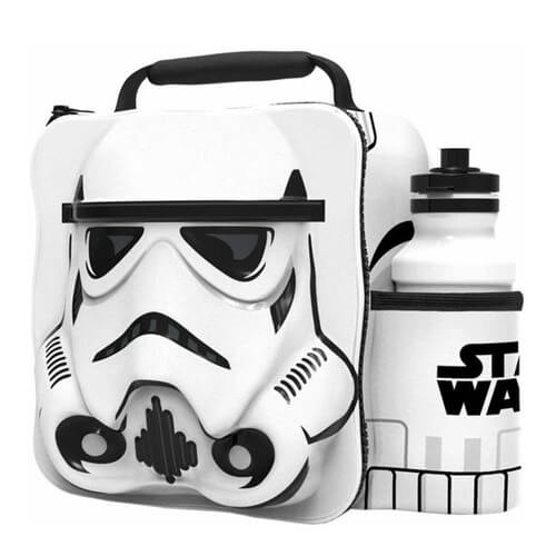 3D Storm Trooper Lunch Box