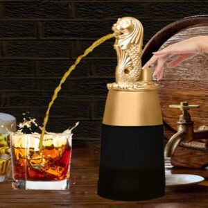 Lion Shape Whisky Dispenser