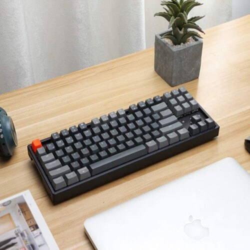keychron k8 wireless mechanical keyboard