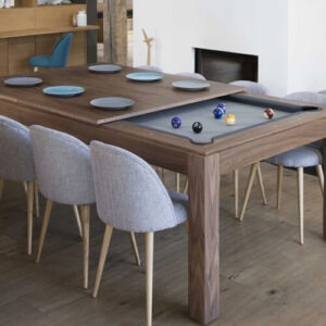 2 In 1 Pool And Dining Table