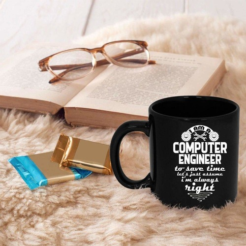 Coffee Mug For Engineers | Funny Engineer Mugs | The Geeky Bone