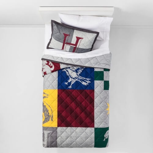harry potter quilt cover