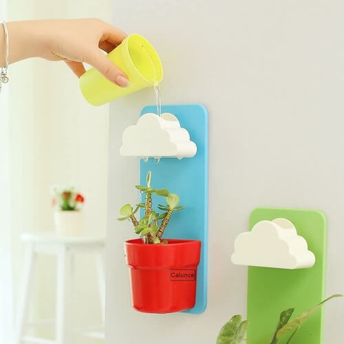 wall mounted planter pots