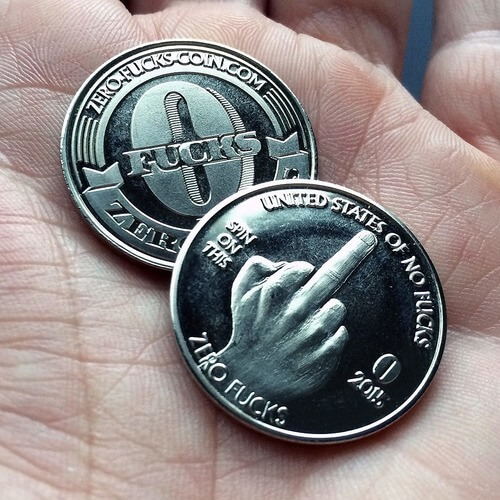 Novelty Coins Good gag gifts