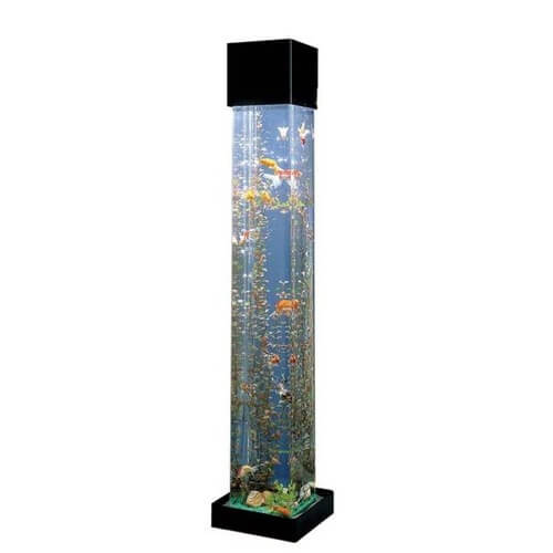 Tower Aquarium Fish Tank