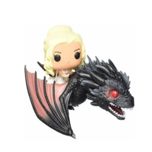 Dragon & Daenerys Figure – GOT
