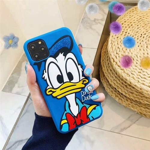Donal Duck case for iphone