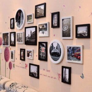 Collage Hanging Photo Frames