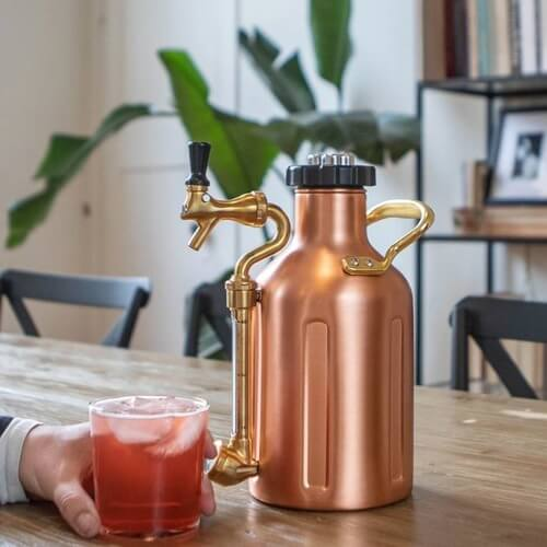 best carbonated growler