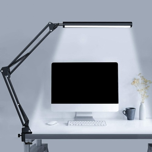 Swing Arm Desk Light a comfortable gadget