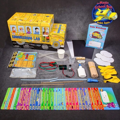magic school bus engineering kit