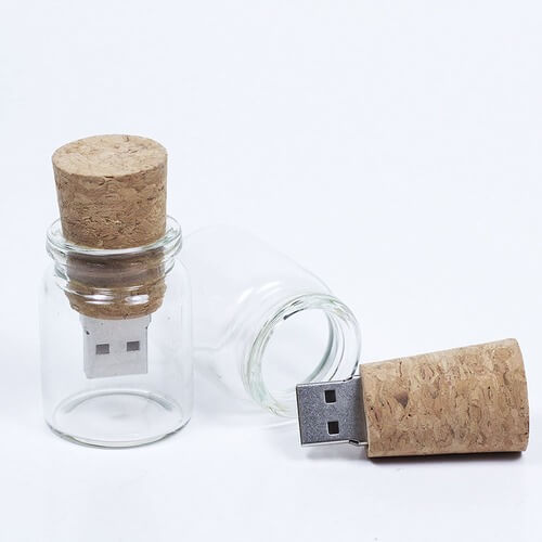 Drift Bottle USB Flash Drive