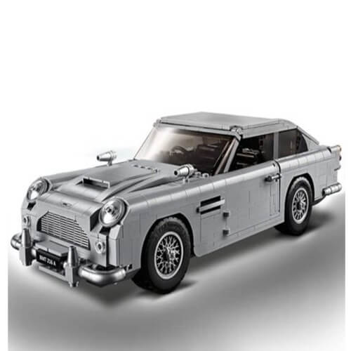 LEGO James Bond Car