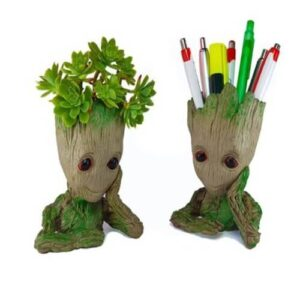 Groot Flowerpot Pen Holder