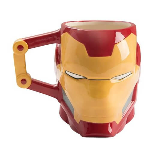 Iron-Man Coffee Mug