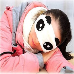Panda Eyes Sleep Mask