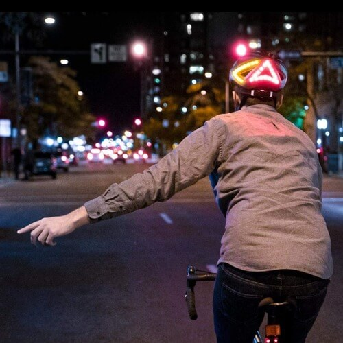 Lumos Smart E-Bike Helmet