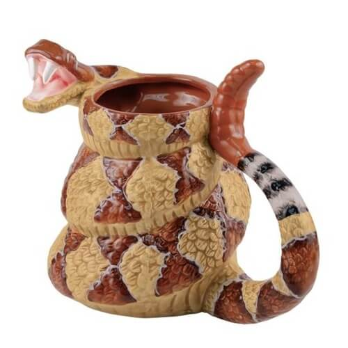 Rattlesnake Coffee Mug