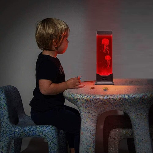 jellyfish tank lamp