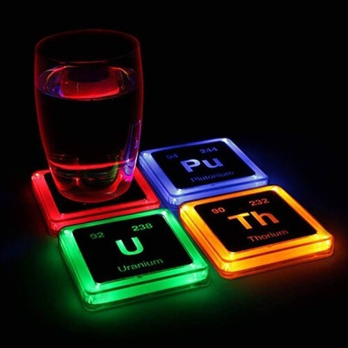 Light Up Drink Coasters