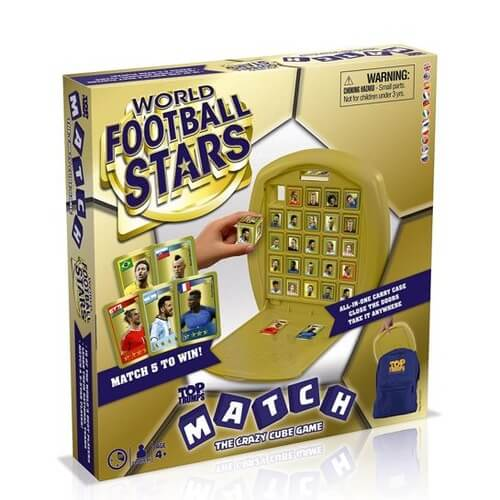 Soccer Match Board Game | Soccer Board Games | The Geeky Bone